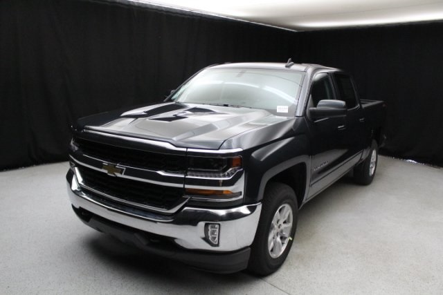 2018 Silverado 1500 Crew Cab 4x4,  Pickup #85499 - photo 4