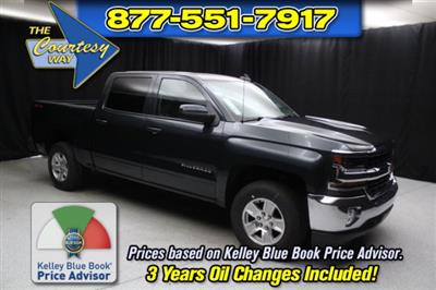 2018 Silverado 1500 Crew Cab 4x4,  Pickup #85499 - photo 1