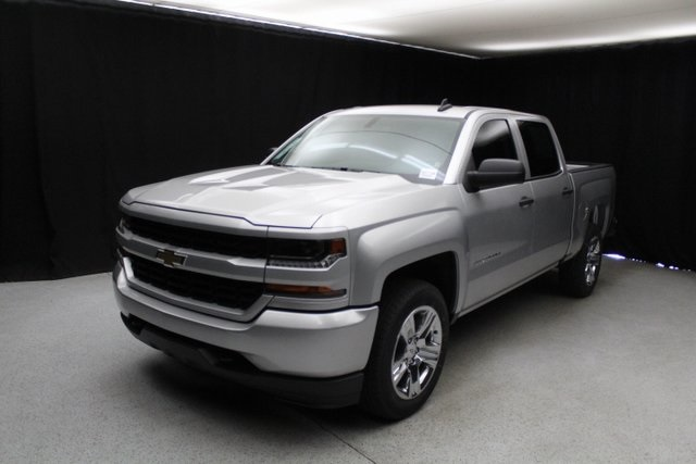 2018 Silverado 1500 Crew Cab 4x2,  Pickup #85730 - photo 4