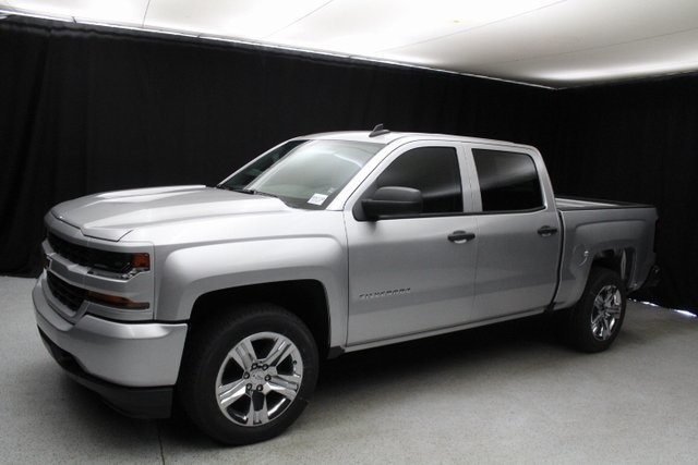 2018 Silverado 1500 Crew Cab 4x2,  Pickup #85730 - photo 5
