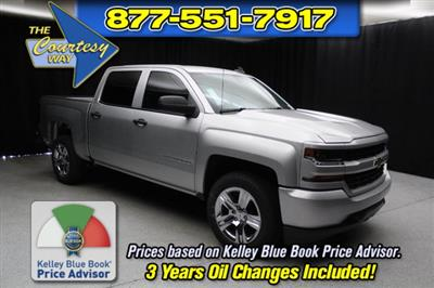 2018 Silverado 1500 Crew Cab 4x2,  Pickup #85730 - photo 1