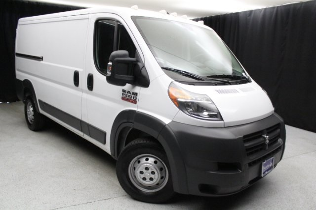 2015 ProMaster 1500 Low Roof FWD,  Empty Cargo Van #C2534 - photo 10