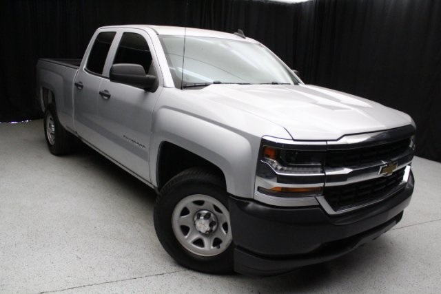 2016 Silverado 1500 Double Cab 4x2,  Pickup #E1849 - photo 14