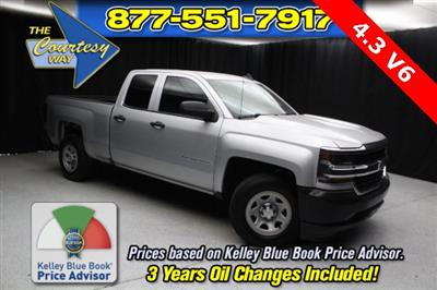 2016 Silverado 1500 Double Cab 4x2,  Pickup #E1849 - photo 1