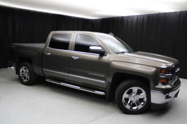 2015 Silverado 1500 Crew Cab 4x4,  Pickup #P0549 - photo 13