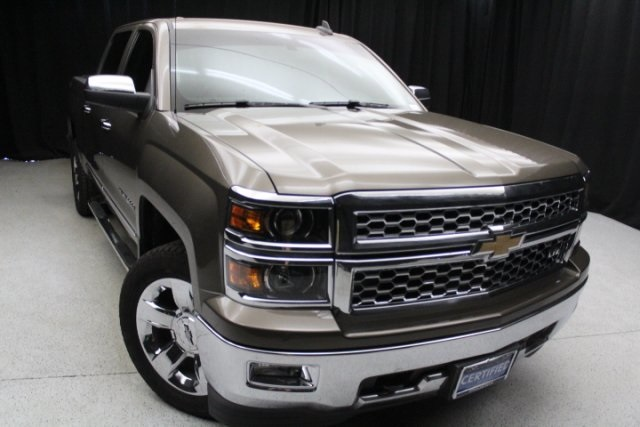 2015 Silverado 1500 Crew Cab 4x4,  Pickup #P0549 - photo 15