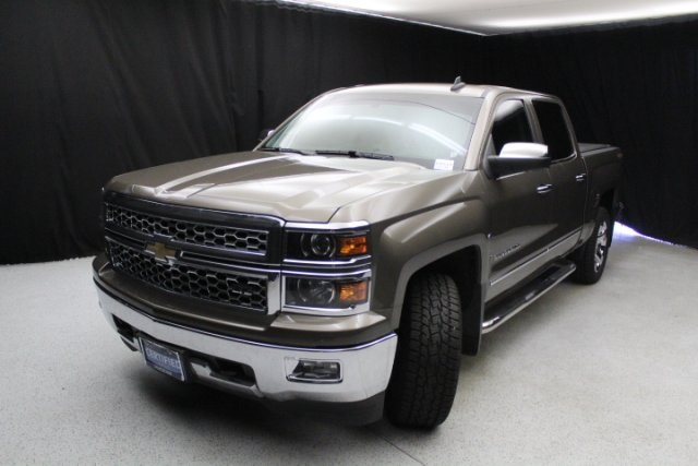 2015 Silverado 1500 Crew Cab 4x4,  Pickup #P0549 - photo 4