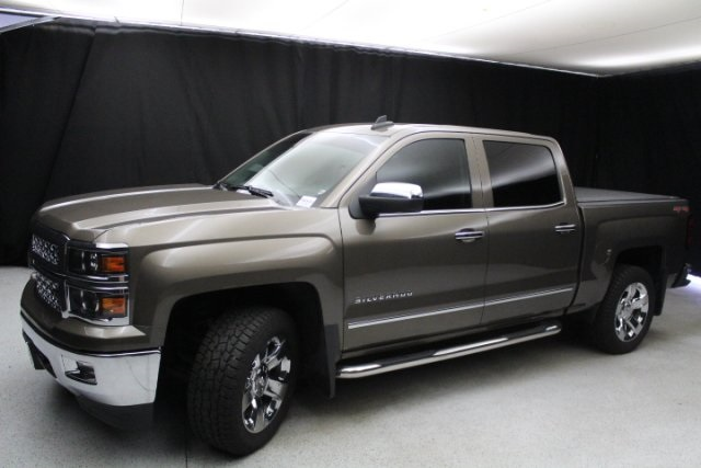 2015 Silverado 1500 Crew Cab 4x4,  Pickup #P0549 - photo 6