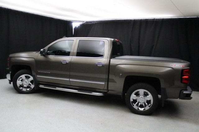 2015 Silverado 1500 Crew Cab 4x4,  Pickup #P0549 - photo 7