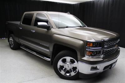 2015 Silverado 1500 Crew Cab 4x4,  Pickup #P0549 - photo 14
