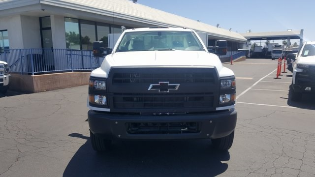 2019 Chevrolet Silverado 5500 Regular Cab DRW 4x2, Stahl Welder Body #WR192350 - photo 6