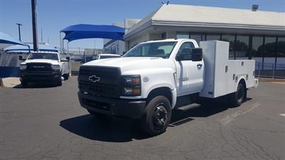 2019 Silverado 5500 Regular Cab DRW 4x2, Welder Body #WR192350 - photo 1