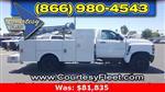 2019 Silverado 5500 Regular Cab DRW 4x2, Stahl Welder Body #WR192350 - photo 2