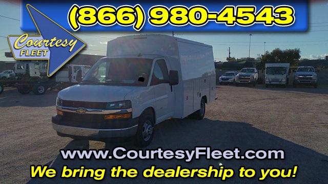 2020 Chevrolet Express 3500 4x2, Harbor Service Utility Van #WR205058 - photo 1