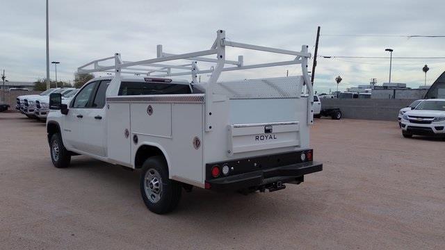 2020 Chevrolet Silverado 2500 Double Cab 4x2, Royal Service Body #WR205131 - photo 1