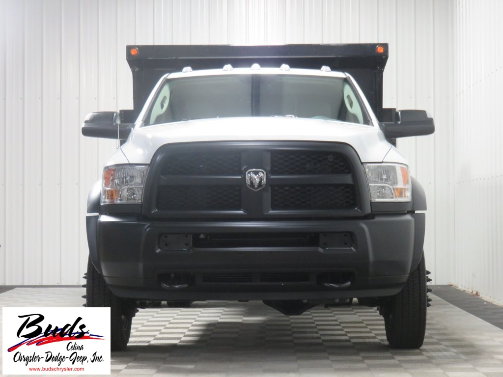 2016 Ram 5500 Regular Cab DRW 4x4, Galion Dump Body #632850 - photo 4