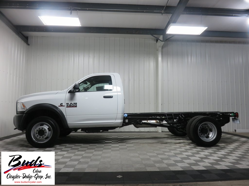 2016 Ram 4500 Regular Cab DRW 4x4, Cab Chassis #632860 - photo 5