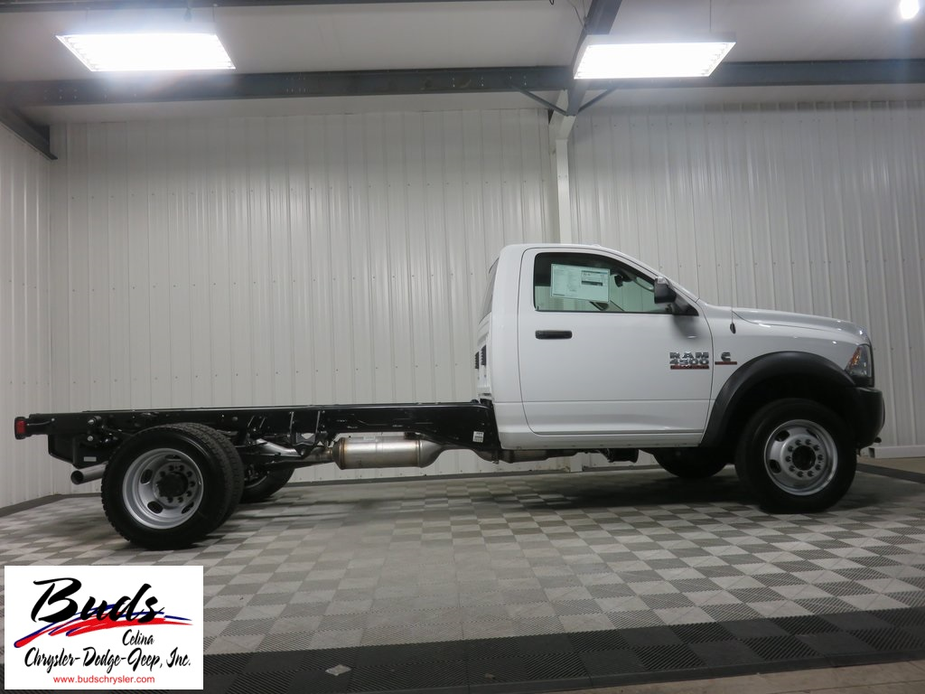 2016 Ram 4500 Regular Cab DRW 4x4, Cab Chassis #632860 - photo 6