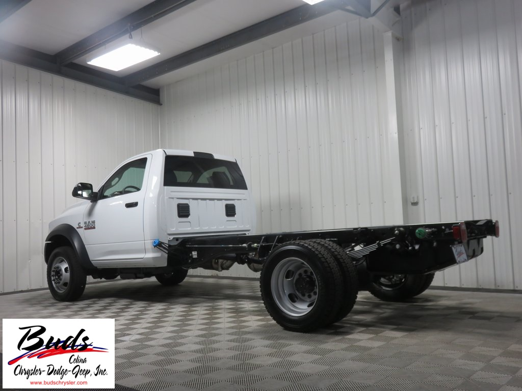 2016 Ram 4500 Regular Cab DRW 4x4, Cab Chassis #632860 - photo 2