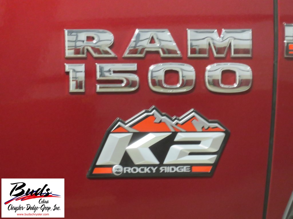 2017 Ram 1500 Crew Cab 4x4, Pickup #730180 - photo 7