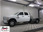 2017 Ram 3500 Crew Cab DRW 4x4, Platform Body #730210 - photo 1