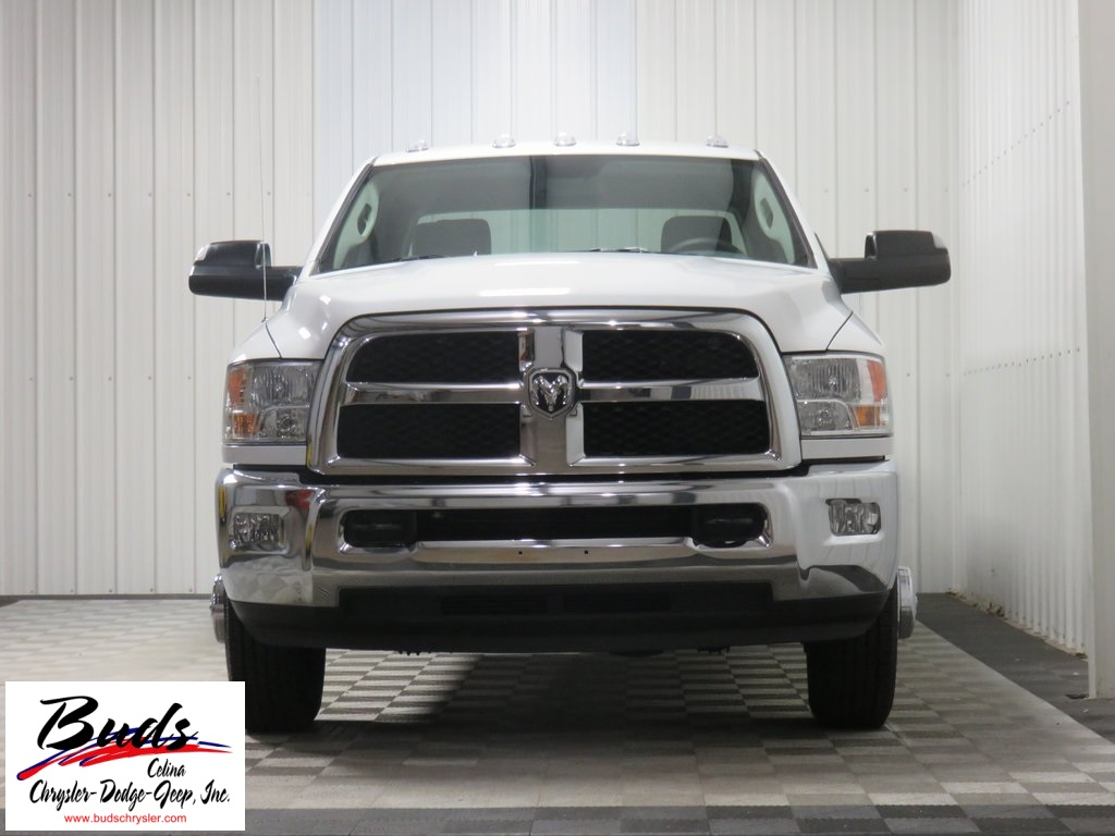 2017 Ram 3500 Crew Cab DRW 4x4, Knapheide Service Body #730220 - photo 4