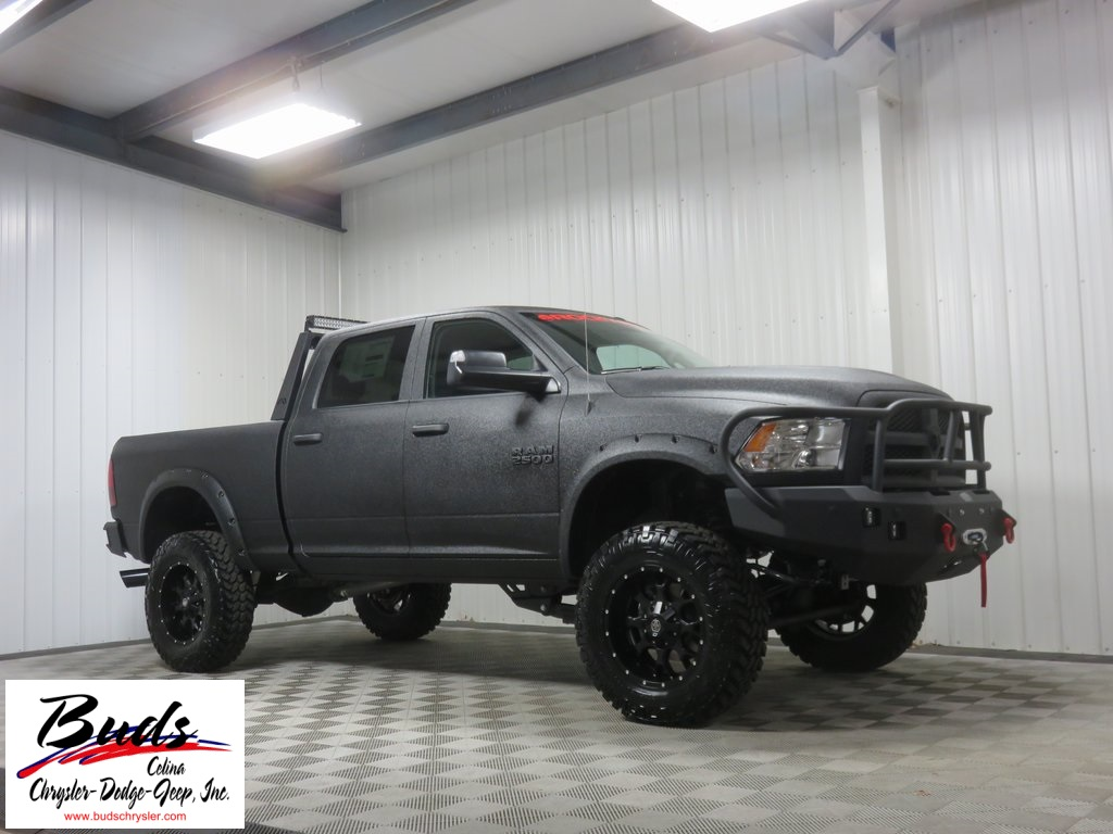 2017 Ram 2500 Crew Cab 4x4, Pickup #730270 - photo 3