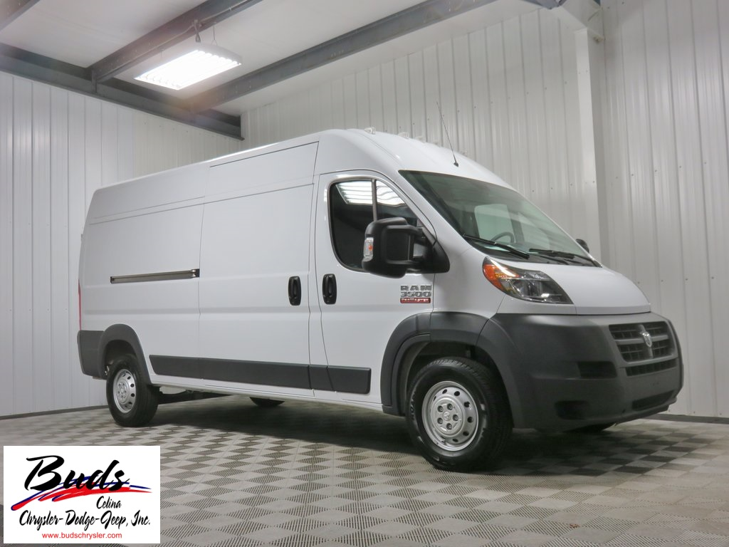 2017 ProMaster 3500 High Roof, Cargo Van #730420 - photo 3