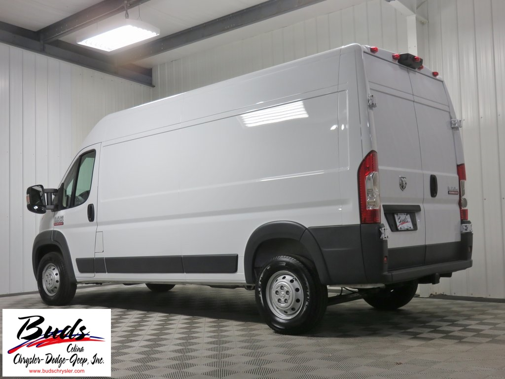 2017 ProMaster 3500 High Roof, Cargo Van #730420 - photo 2