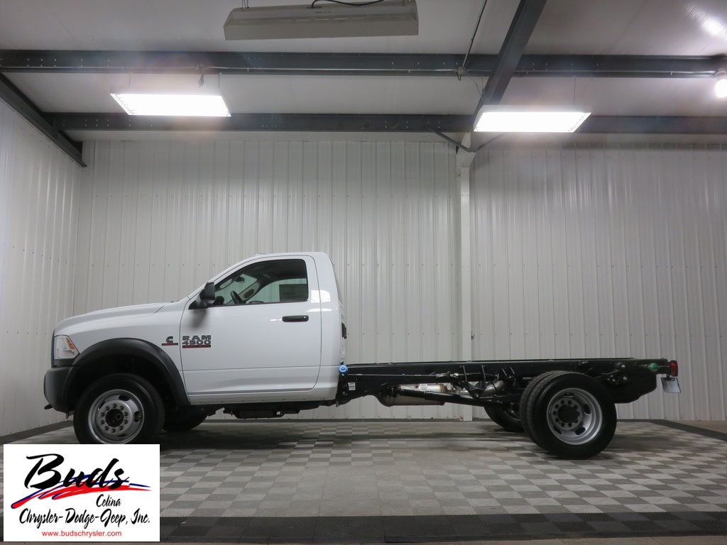 2017 Ram 4500 Regular Cab DRW, Cab Chassis #730490 - photo 10