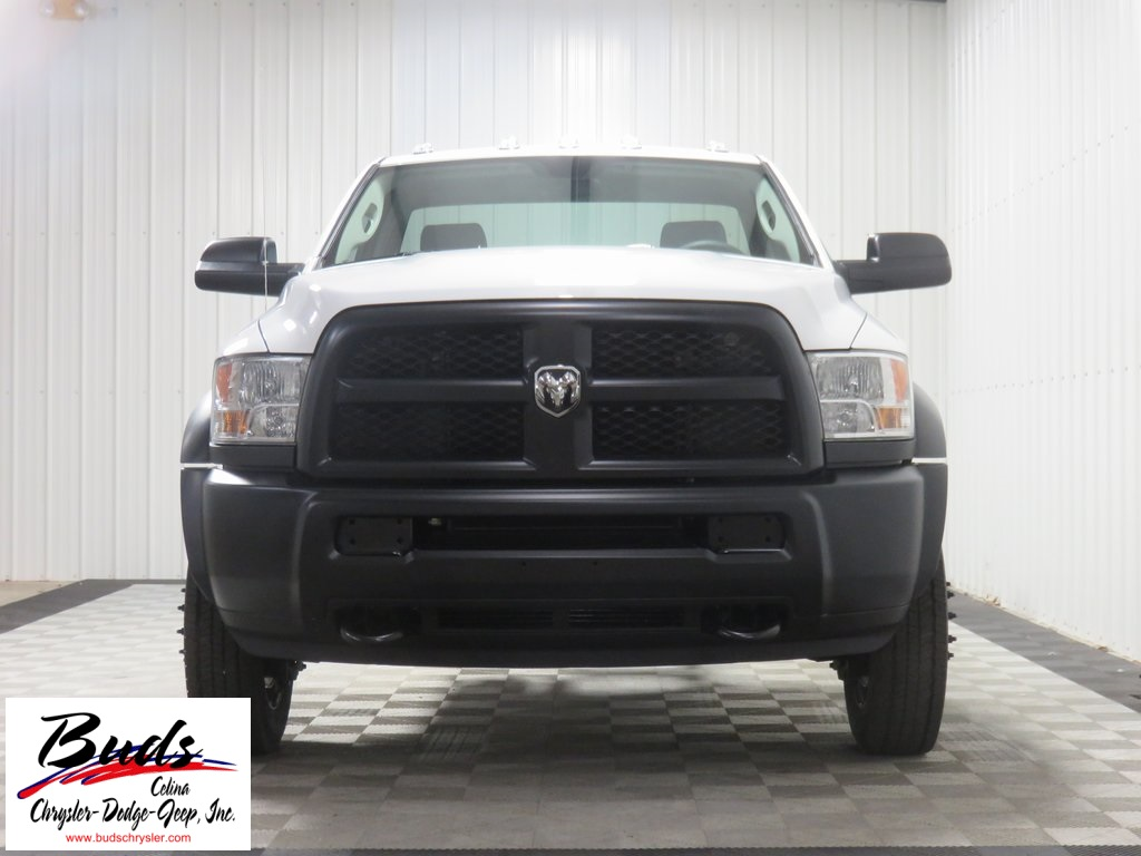 2017 Ram 4500 Regular Cab DRW, Cab Chassis #730490 - photo 3