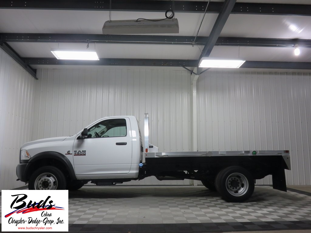 2017 Ram 4500 Regular Cab DRW, Platform Body #730490 - photo 7
