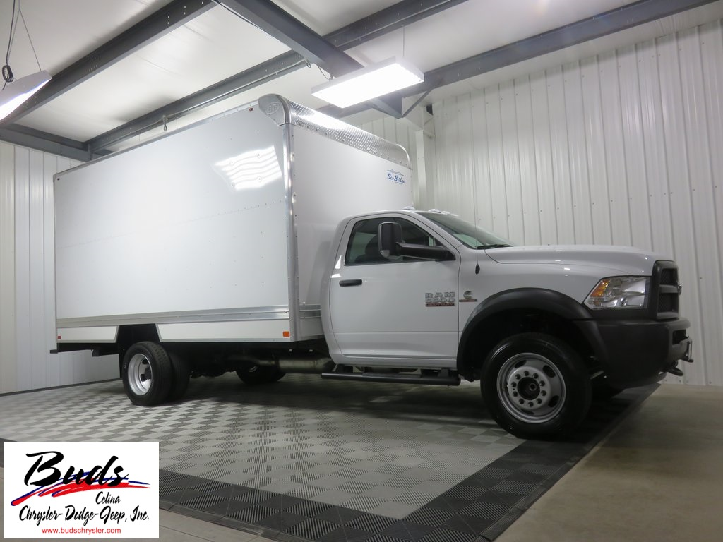 2017 Ram 5500 Regular Cab DRW, Bay Bridge Cutaway Van #730570 - photo 3