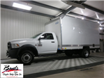 2017 Ram 5500 Regular Cab DRW, Bay Bridge Cutaway Van #730570 - photo 1