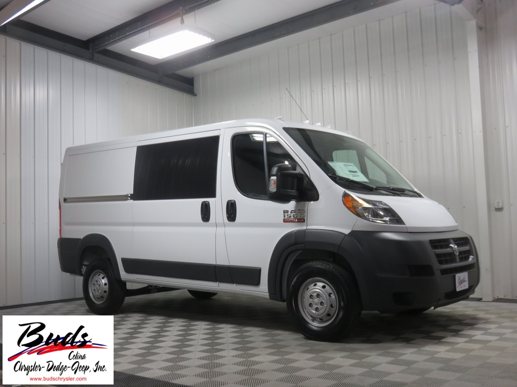2017 ProMaster 1500 Low Roof, Cargo Van #730820 - photo 3