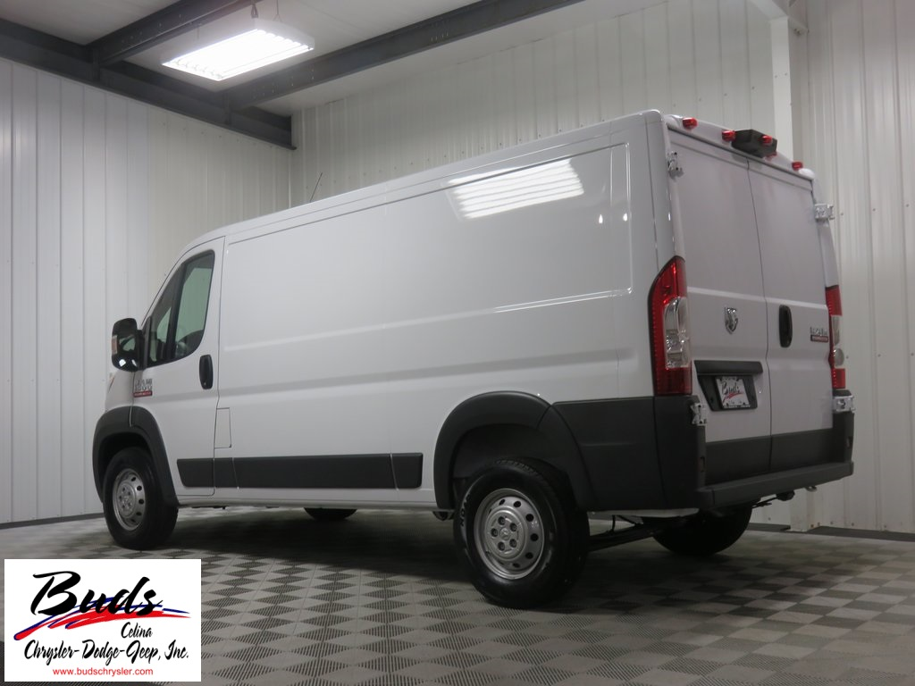 2017 ProMaster 1500 Low Roof, Cargo Van #730820 - photo 2