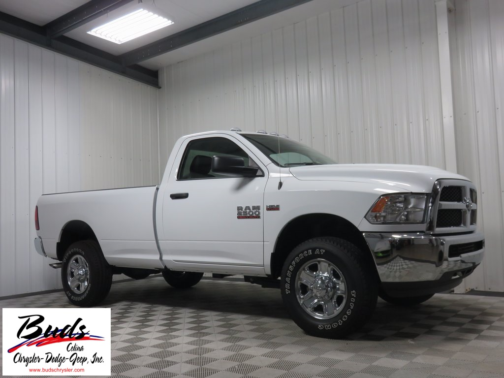 2017 Ram 2500 Regular Cab 4x4, Pickup #730970 - photo 8