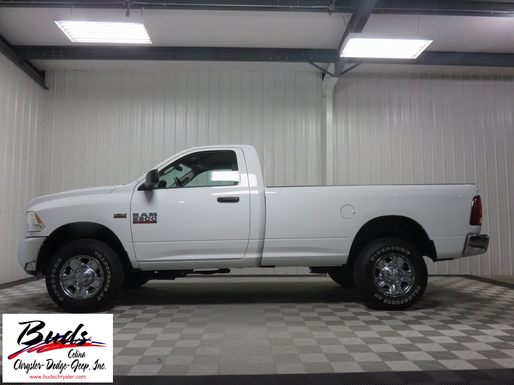 2017 Ram 2500 Regular Cab 4x4, Pickup #730970 - photo 10