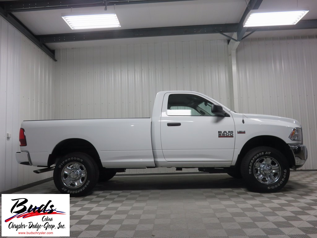 2017 Ram 2500 Regular Cab 4x4, Pickup #730970 - photo 11