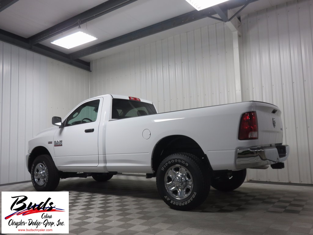 2017 Ram 2500 Regular Cab 4x4, Pickup #730970 - photo 3