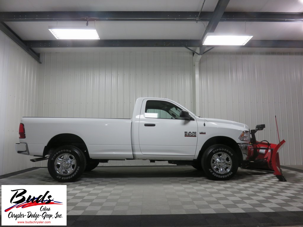 2017 Ram 2500 Regular Cab 4x4, Pickup #730970 - photo 5