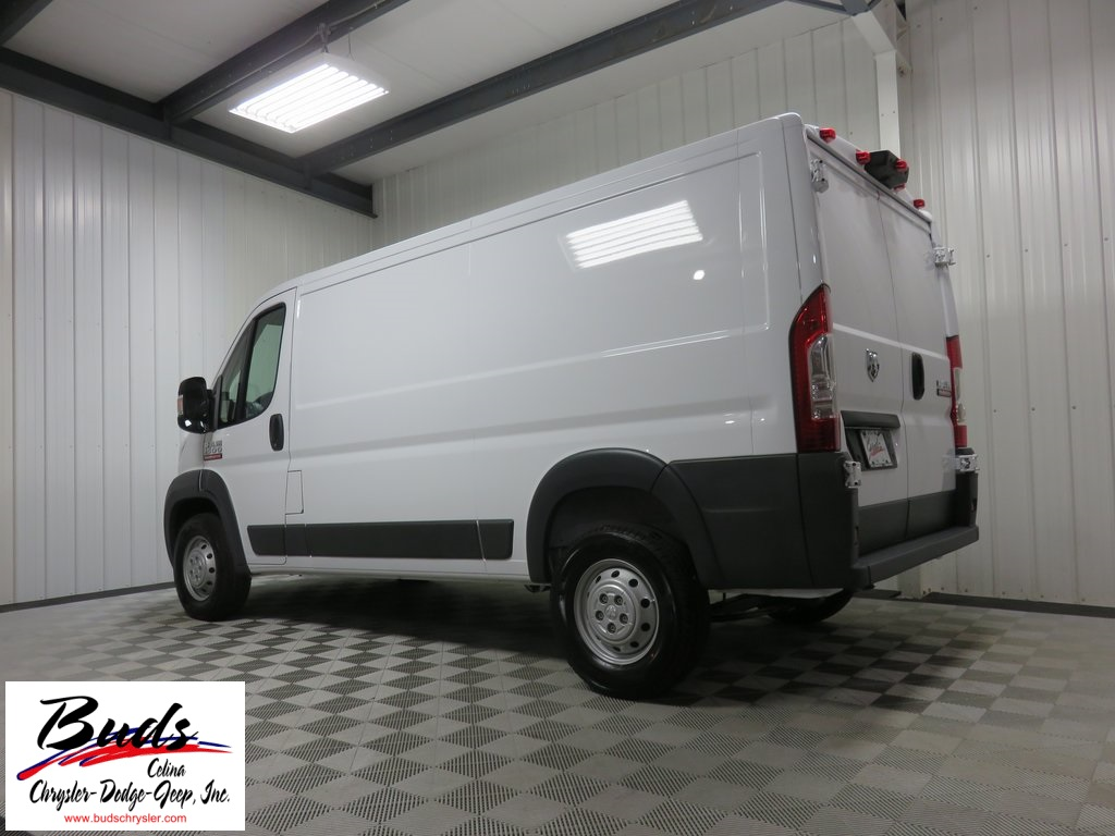 2017 ProMaster 1500 Low Roof, Cargo Van #731090 - photo 2