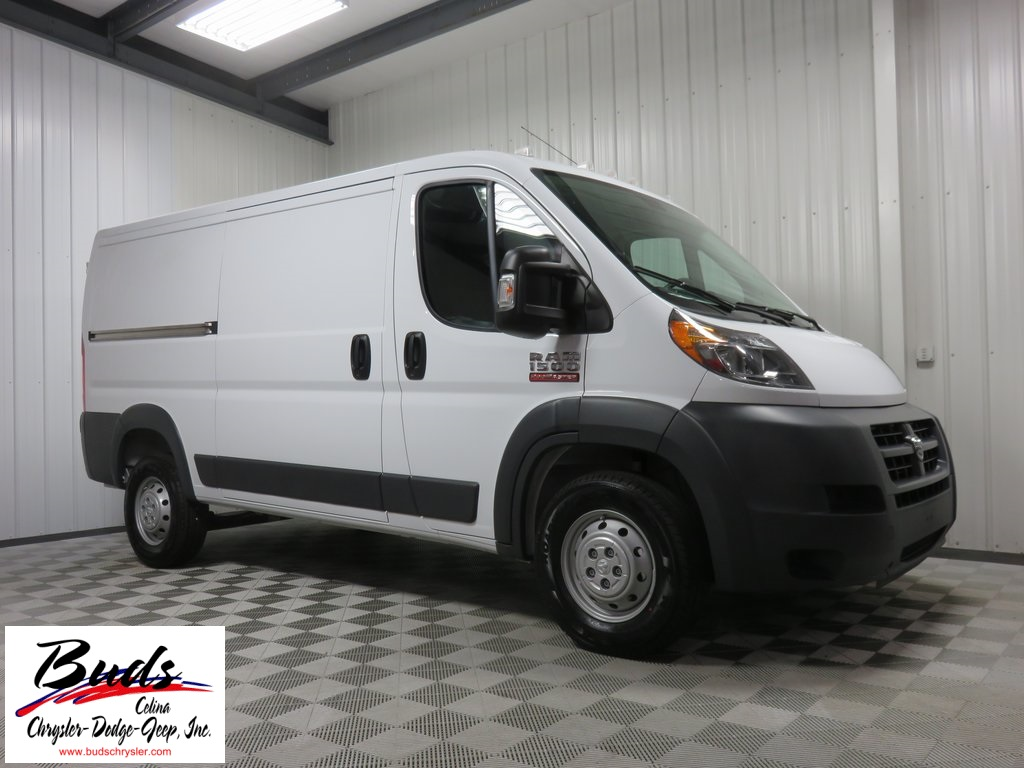2017 ProMaster 1500 Low Roof, Cargo Van #731090 - photo 3