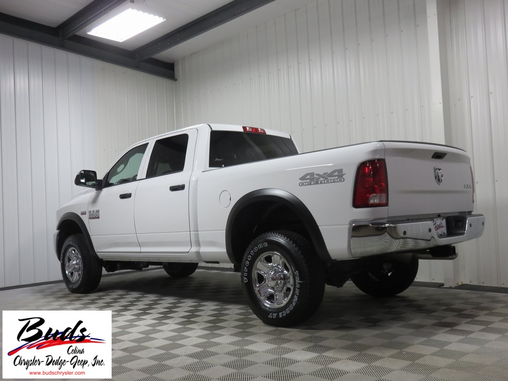 2017 Ram 2500 Crew Cab 4x4, Pickup #731140 - photo 9