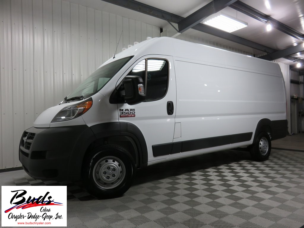 2017 ProMaster 3500 High Roof, Cargo Van #731220 - photo 5