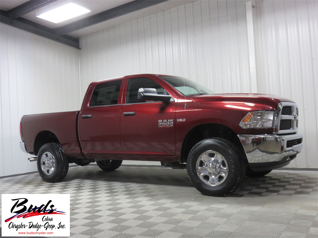 2017 Ram 2500 Crew Cab 4x4, Pickup #731330 - photo 3