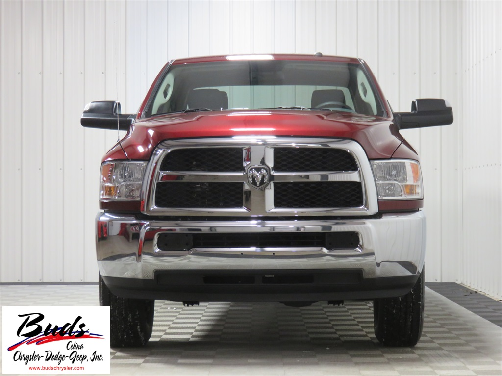 2017 Ram 2500 Crew Cab 4x4, Pickup #731330 - photo 4