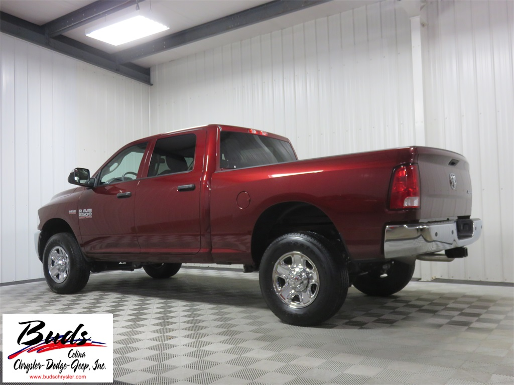 2017 Ram 2500 Crew Cab 4x4, Pickup #731330 - photo 2