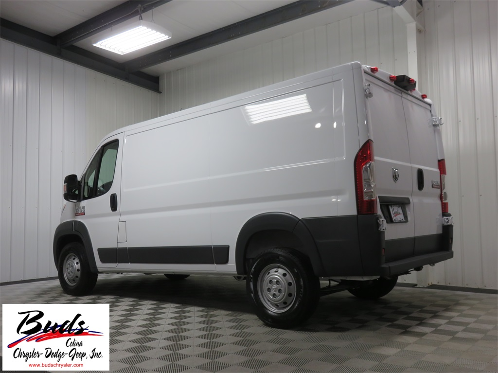 2017 ProMaster 1500 Low Roof, Cargo Van #731440 - photo 2