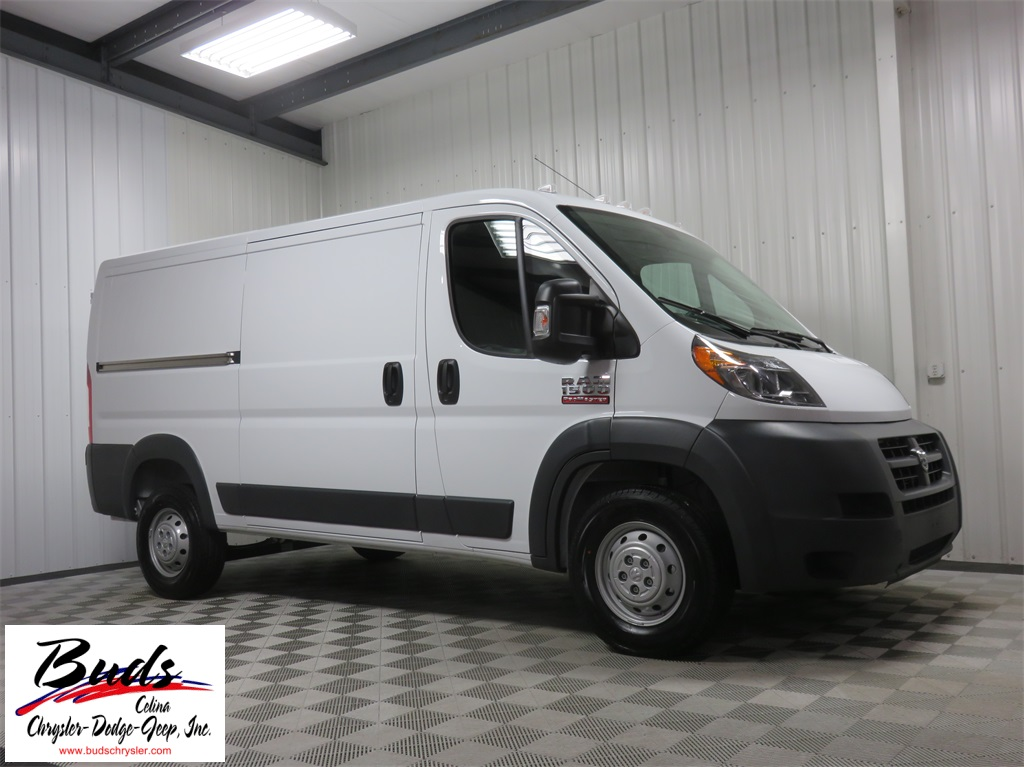 2017 ProMaster 1500 Low Roof, Cargo Van #731440 - photo 3
